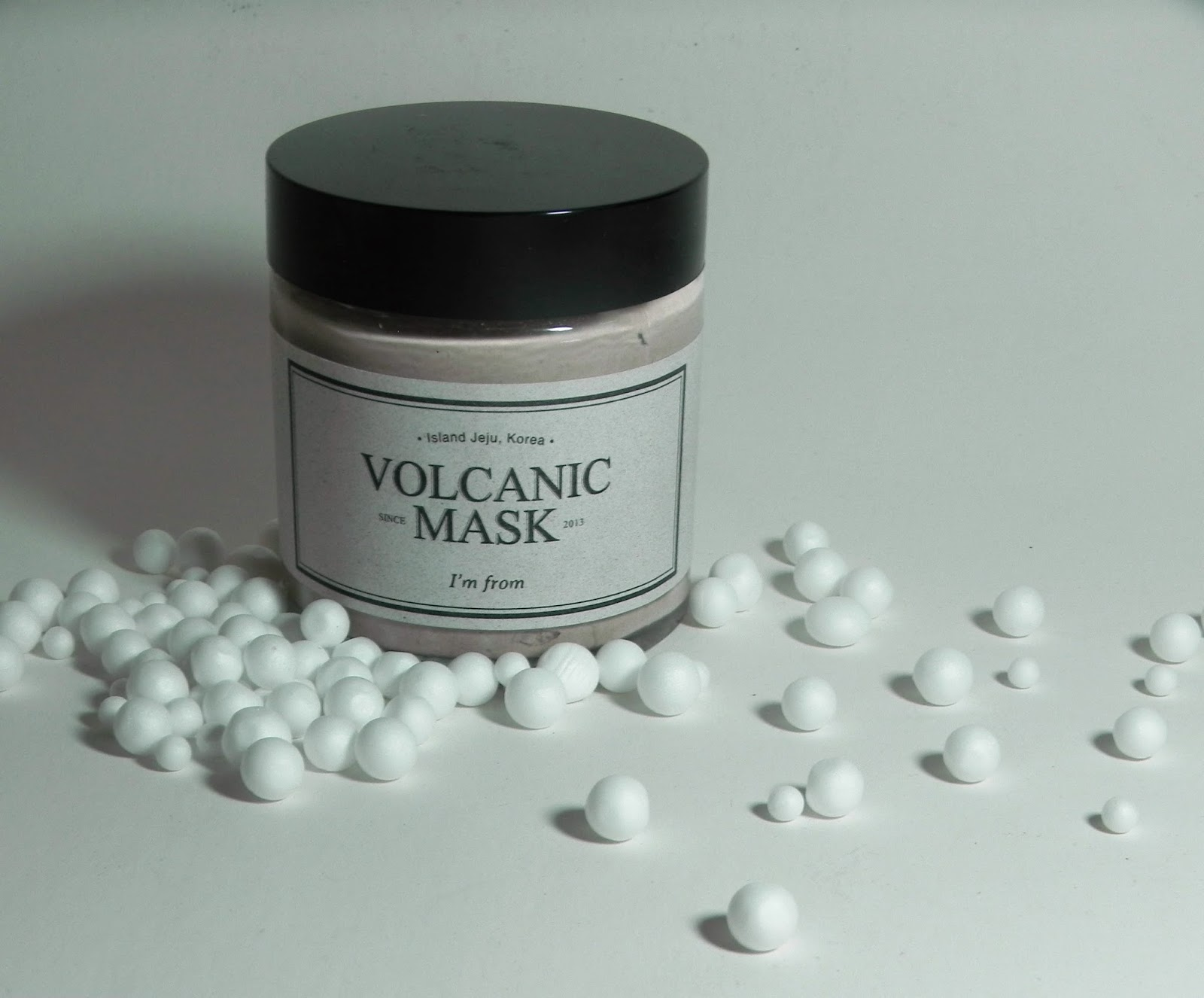 [I'M FROM] VOLCANIC MASK First Impression/Review
