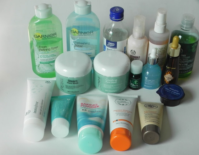 Skincare Routine for Oily-Combination Skin