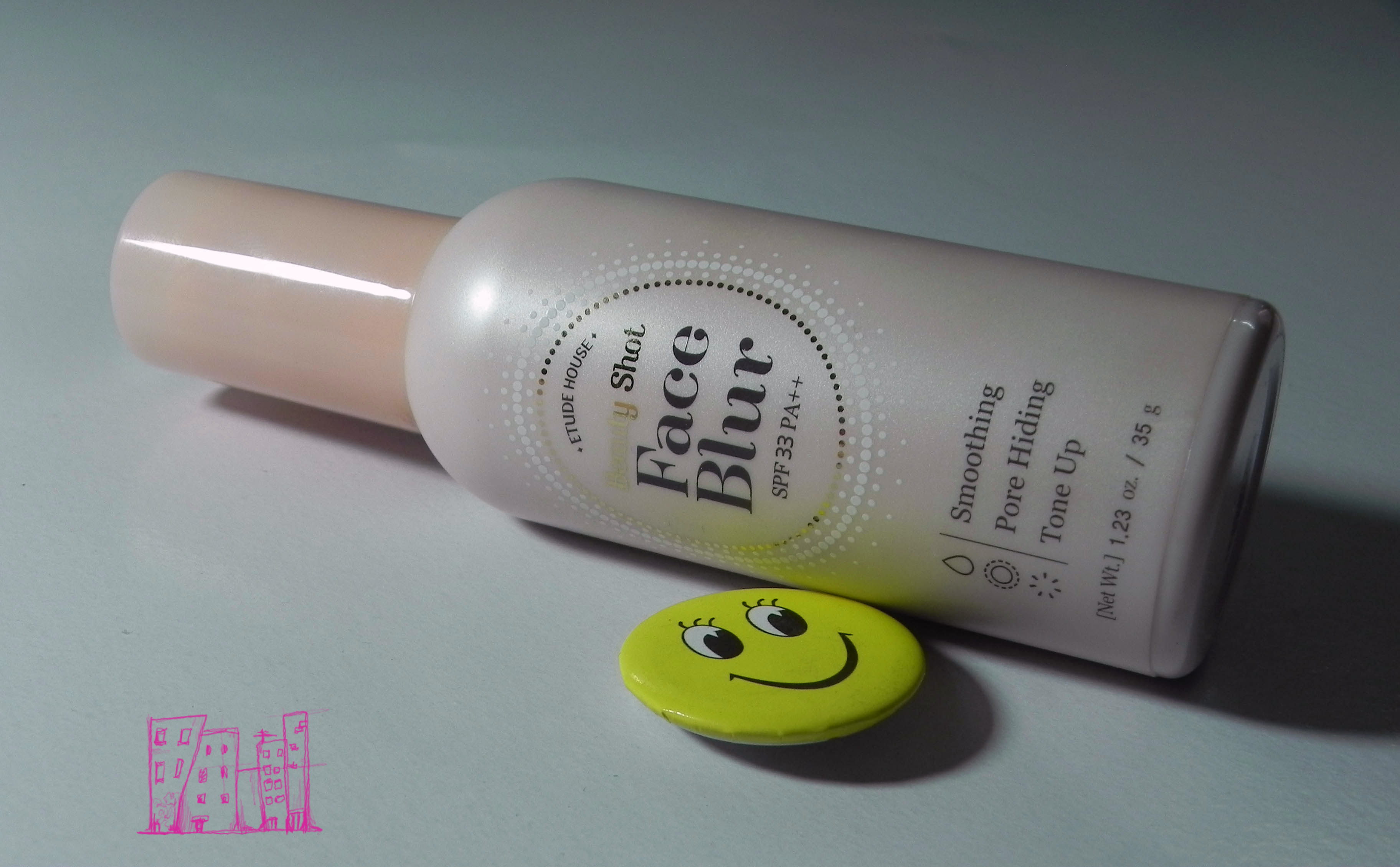 Review: Etude House Beauty Shot Face Blur