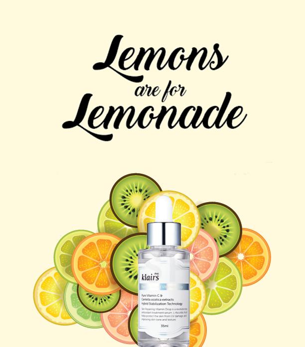 Review: Klairs Freshly Juiced Vitamin C Drops